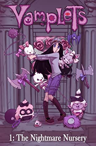 Vamplets: The Nightmare Nursery #1