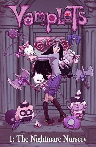 Vamplets: The Nightmare Nursery No.1