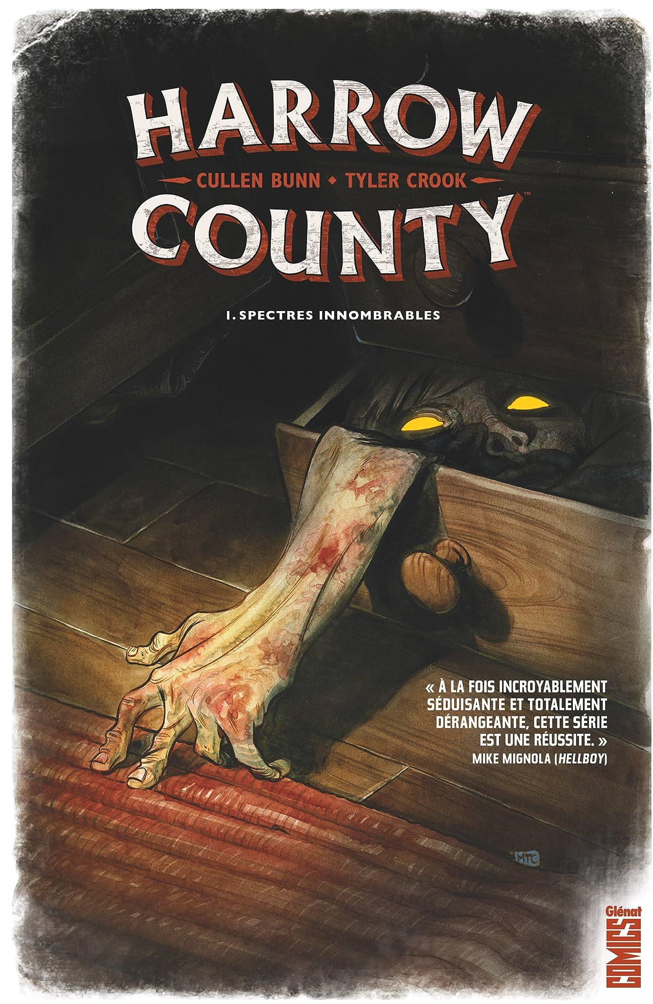 Harrow County Vol. 1: Spectres innombrables