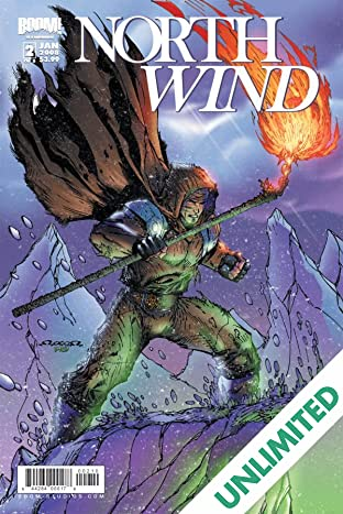 North Wind #2 (of 5)