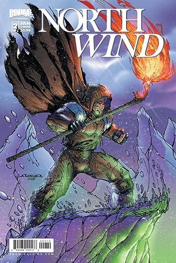 North Wind #2 (of 5)
