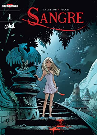 Sangre Tome 1: Sangre the Survivor