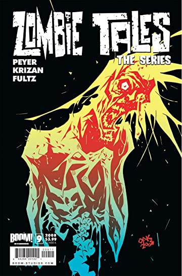 Zombie Tales: The Series #9 (of 12)