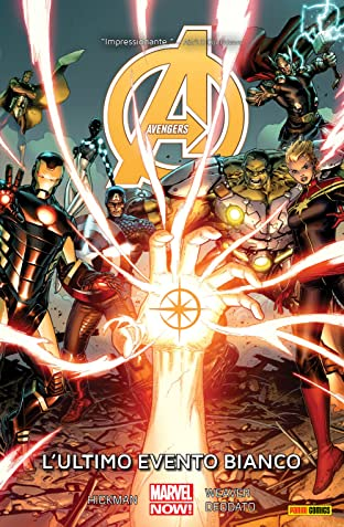 Avengers Vol. 2: L'Ultimo Evento Bianco