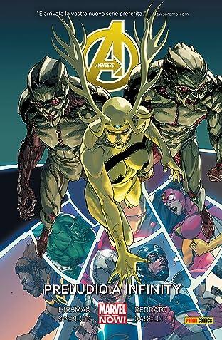 Avengers Vol. 3: Preludio A Infinity