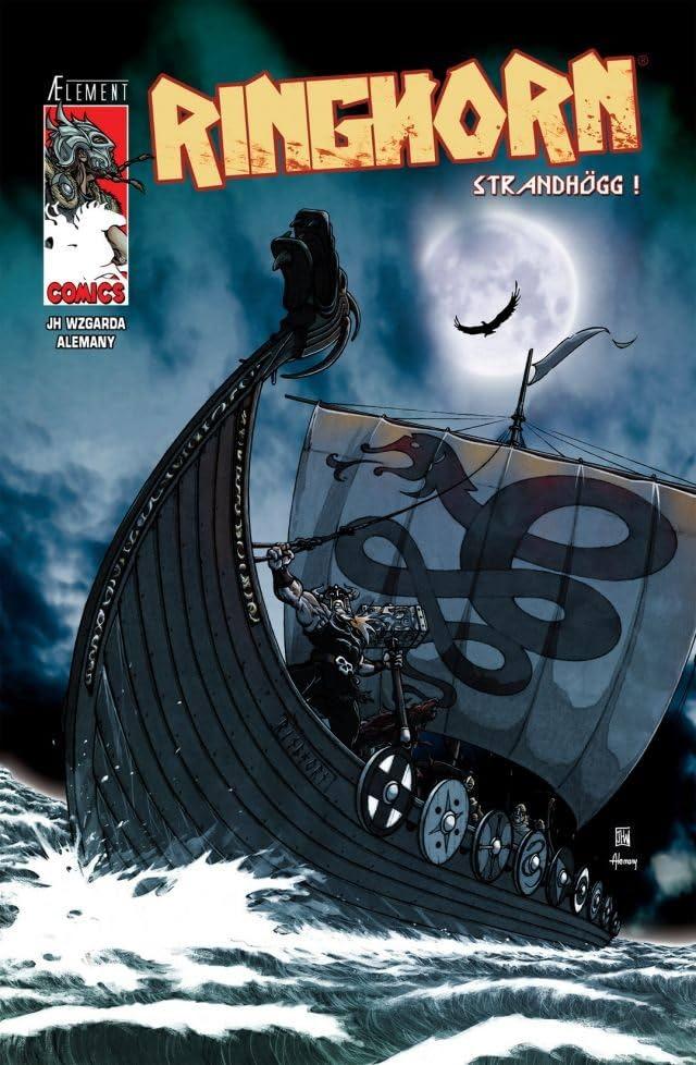 Ringhorn Vol. 1: Strandhögg !
