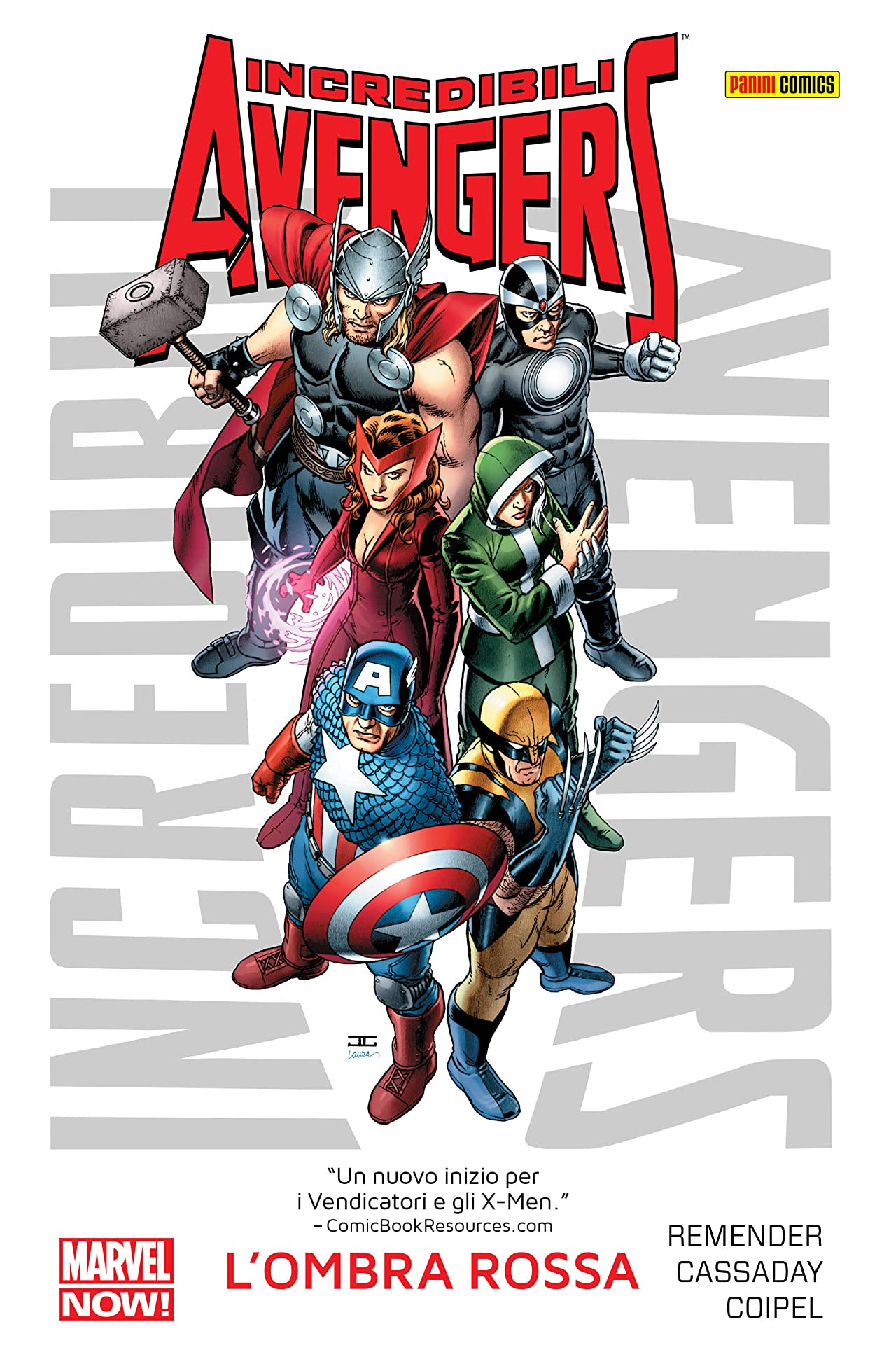 Incredibili Avengers Vol. 1: Ombra Rossa