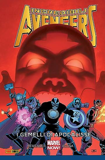Incredibili Avengers Vol. 2: I Gemelli Di Apocalisse