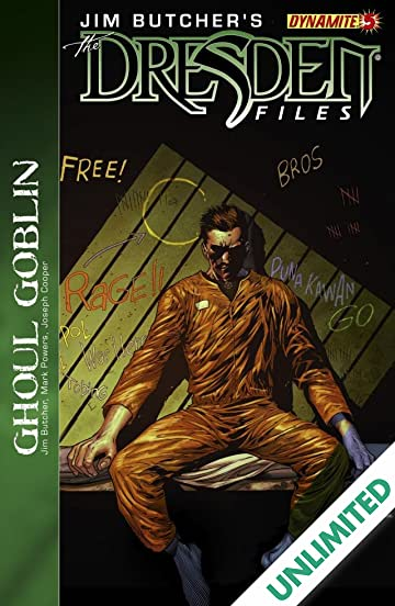 Jim Butcher's The Dresden Files: Ghoul Goblin #5