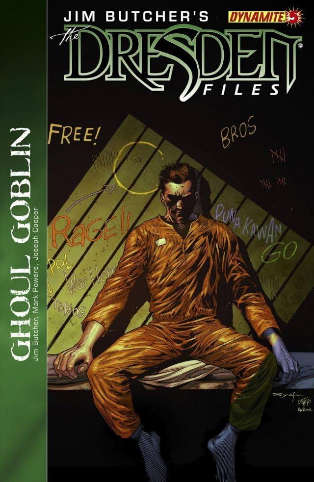 Jim Butcher's The Dresden Files: Ghoul Goblin #5