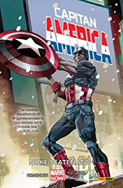 Capitan America Vol. 3: Nuke Scatenato
