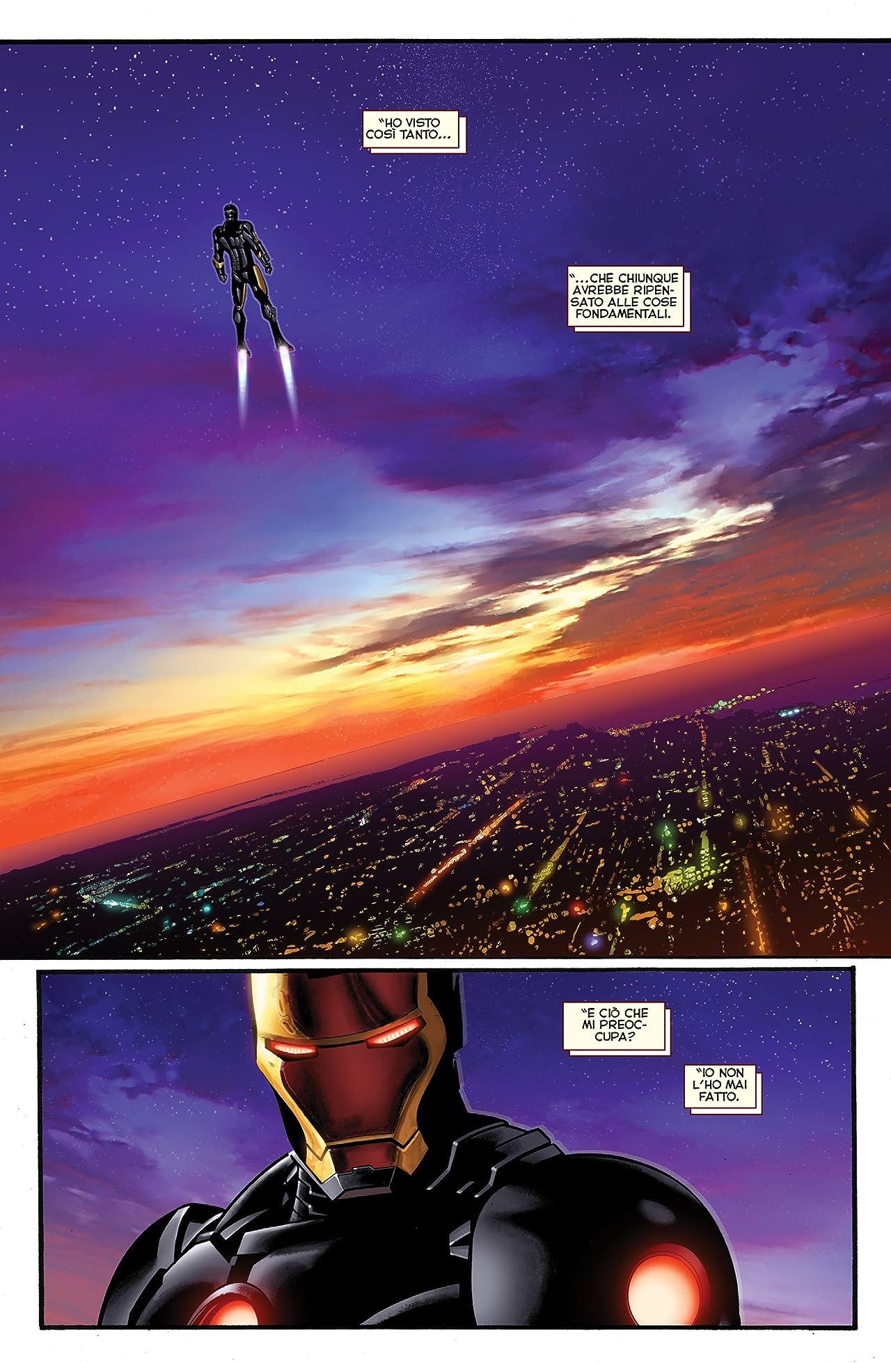 Iron Man Vol. 1: Credere