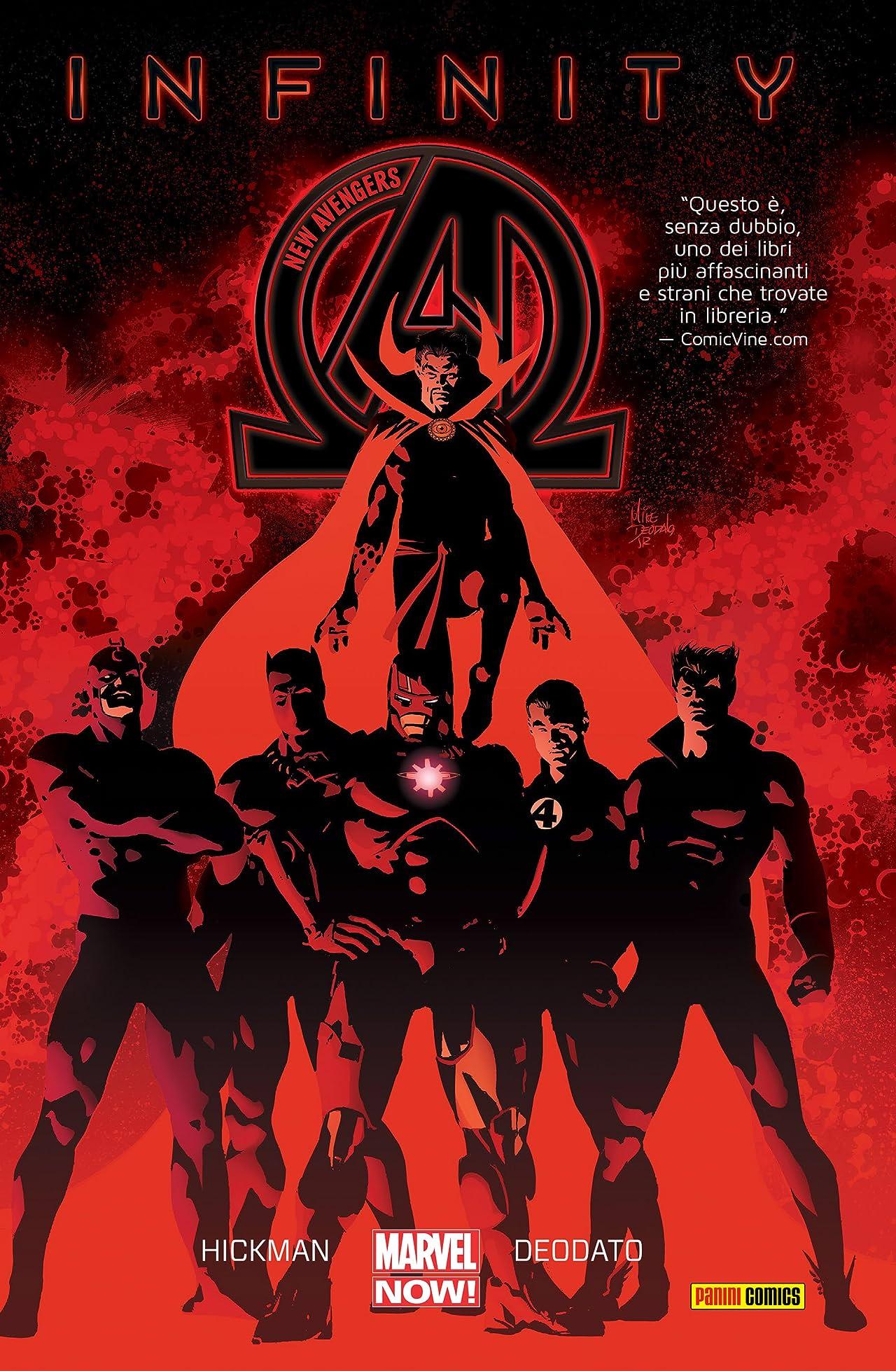New Avengers Vol. 2: Infinity