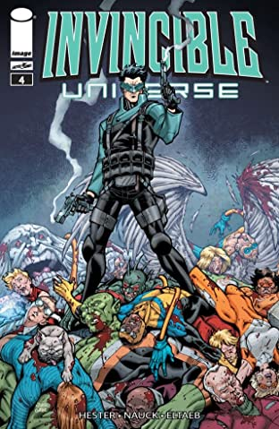 Invincible Universe No.4