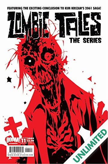 Zombie Tales: The Series #11 (of 12)