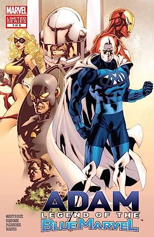 Adam: Legend of the Blue Marvel #1 (of 5)