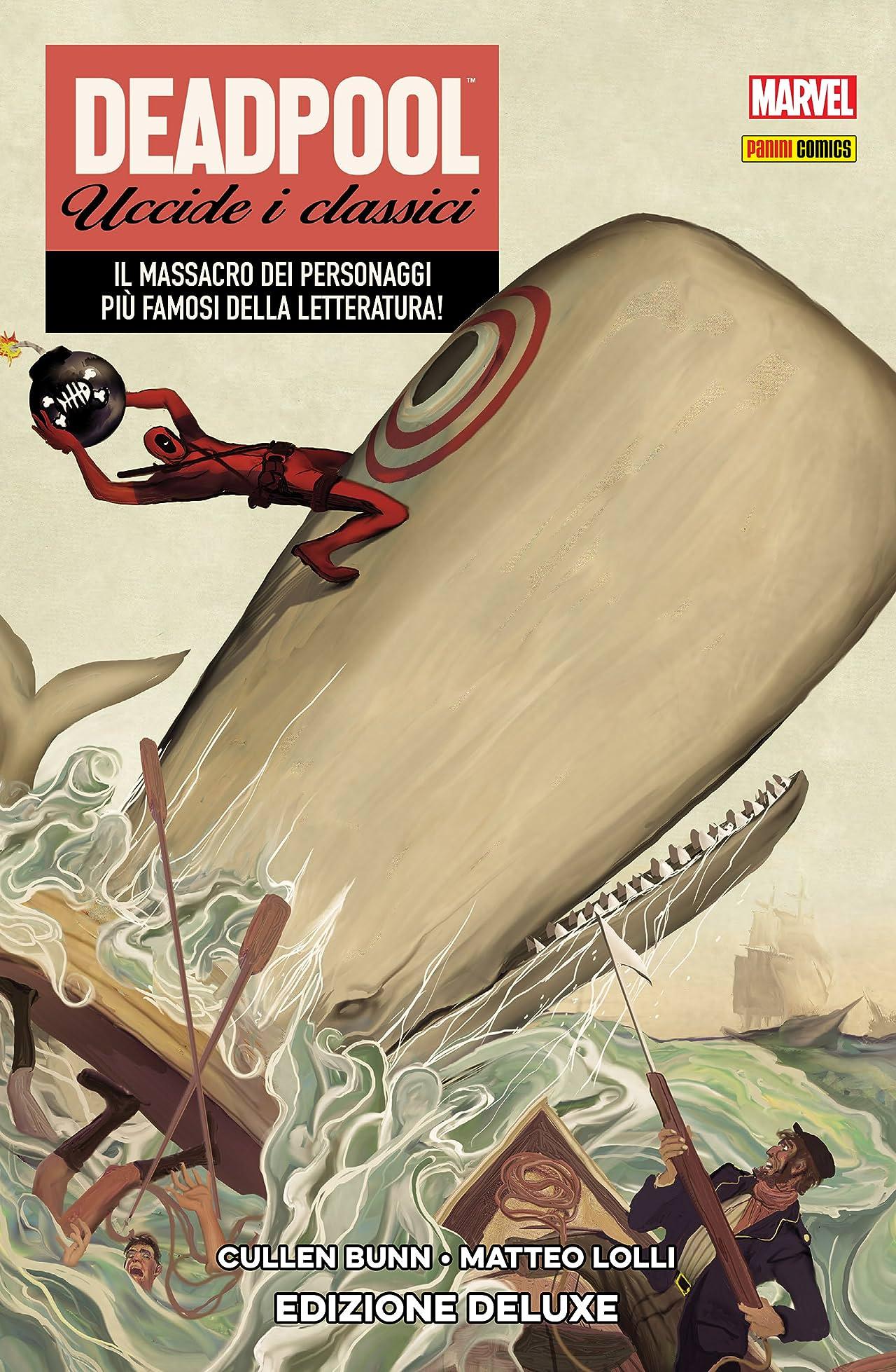 Deadpool Uccide I Classici