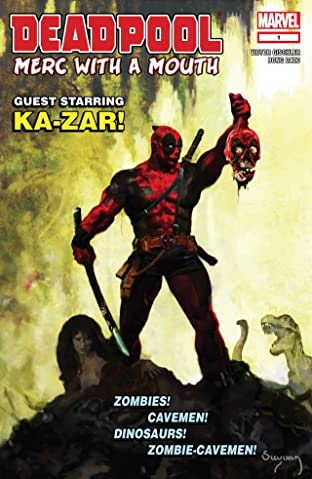 Deadpool: Merc With A Mouth #1 (of 13)