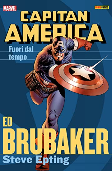 Capitan America Brubaker Collection Vol. 1: Fuori Dal Tempo