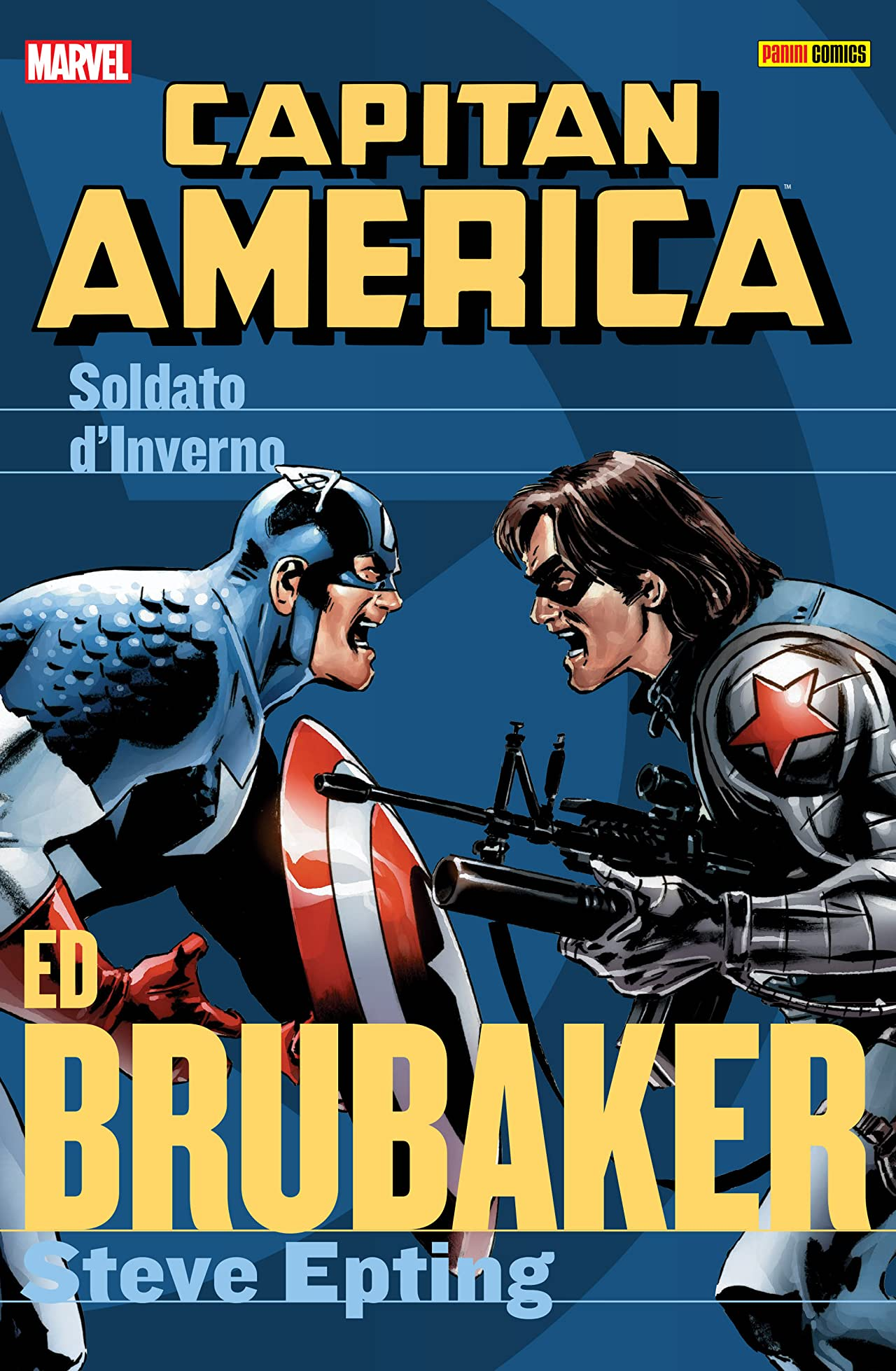 Capitan America Brubaker Collection Vol. 2: Soldato D'Inverno