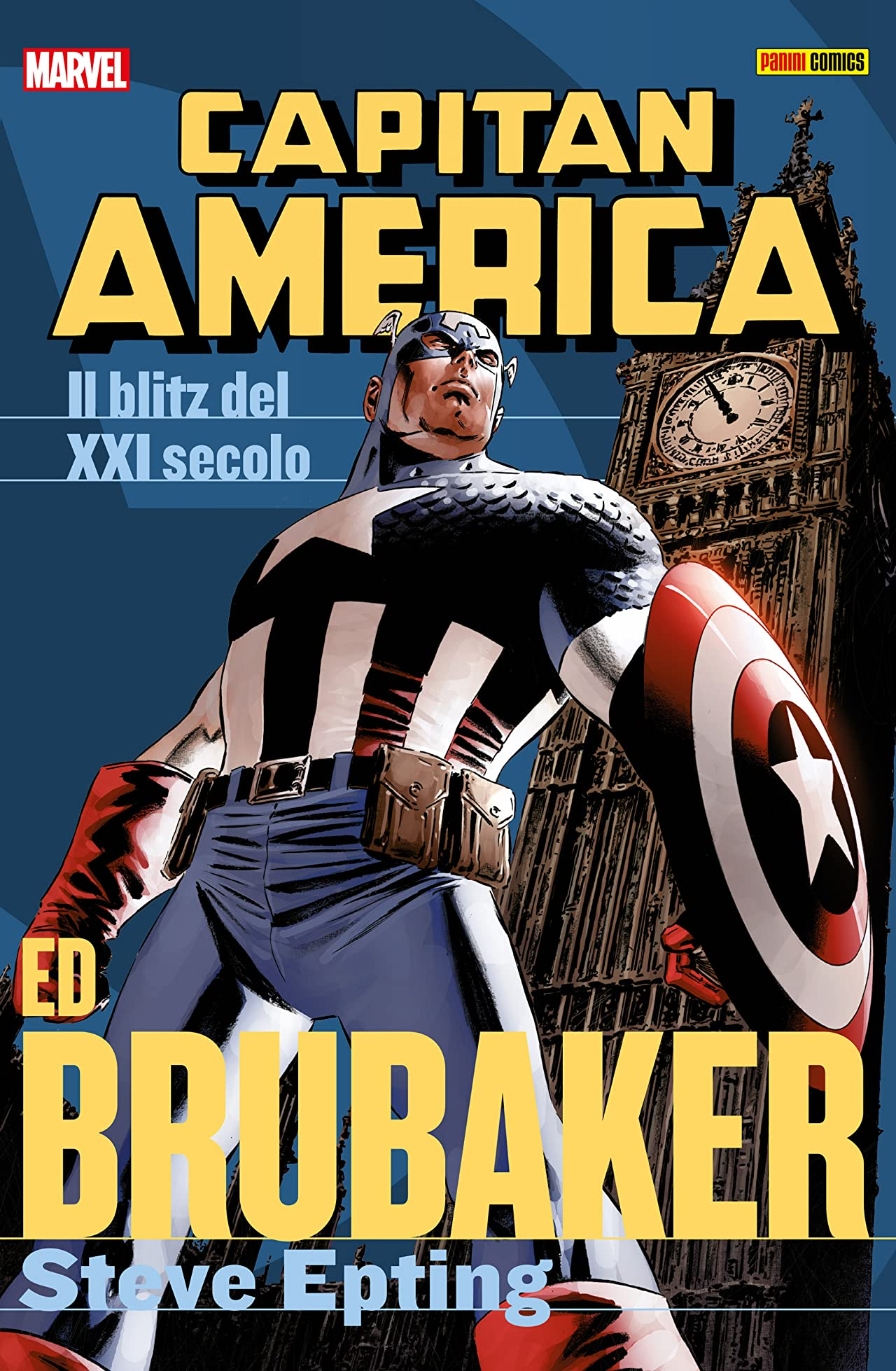 Capitan America Brubaker Collection Vol. 4: Il Blitz Del XXI Secolo