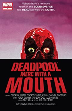 Deadpool: Merc With A Mouth #3 (of 13)