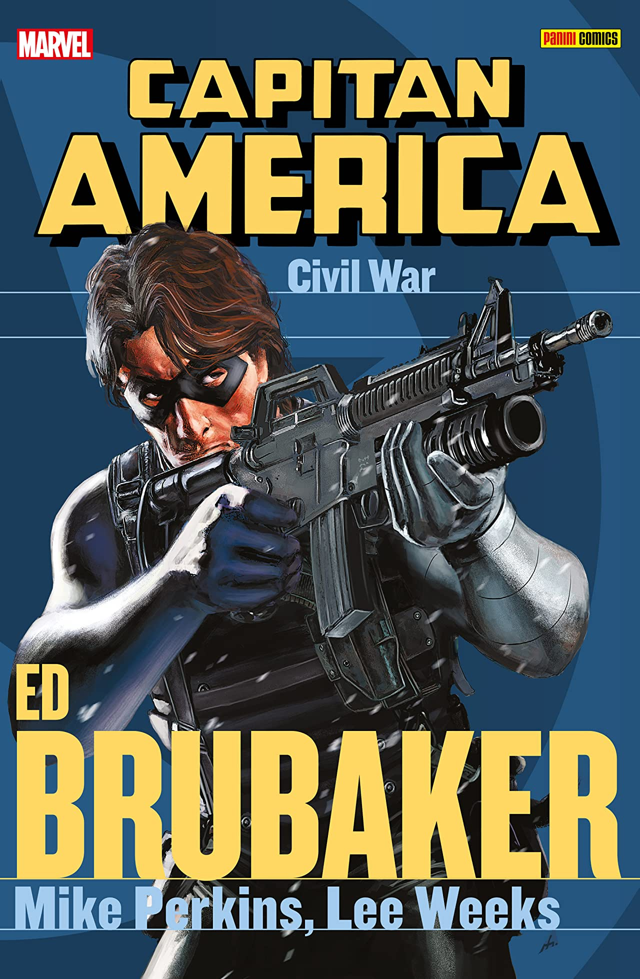 Capitan America Brubaker Collection Vol. 5: Civil War