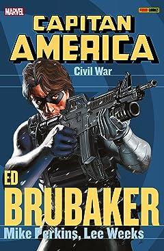 Capitan America Brubaker Collection Vol. 5: Civil War