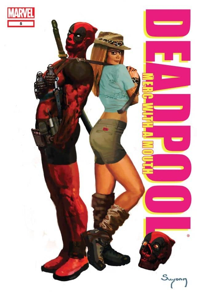 Deadpool: Merc With A Mouth #5