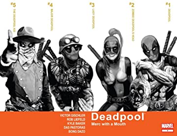 Deadpool: Merc With A Mouth #7 (of 13)