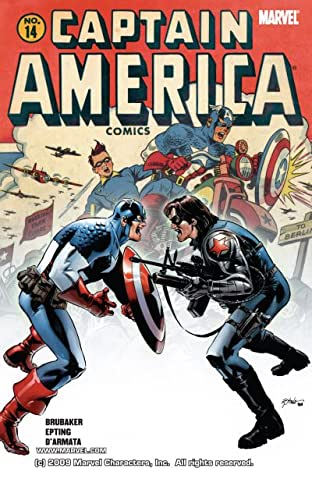 Captain America (2004-2011) No.14