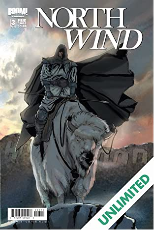 North Wind #3 (of 5)