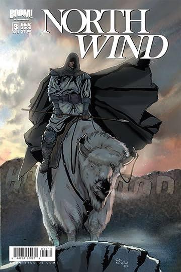 North Wind #3 (of 5)