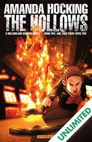 Amanda Hocking's The Hollows: A Hollowland Graphic Novel Part 5 (of 10)