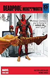 Deadpool: Merc With A Mouth #9 (of 13)
