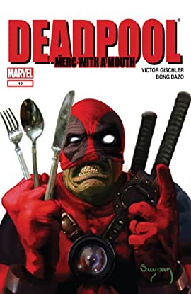 Deadpool: Merc With A Mouth #10 (of 13)
