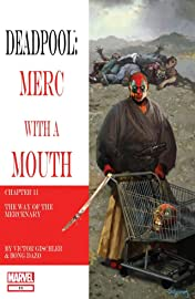 Deadpool: Merc With A Mouth #11 (of 13)