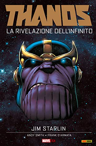 Thanos OGN Vol. 1: La Rivelazione Dell'Infinito