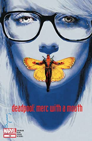 Deadpool: Merc With A Mouth #13 (of 13)