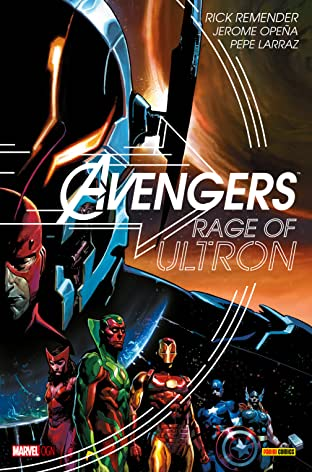 Avengers OGN: Rage Of Ultron