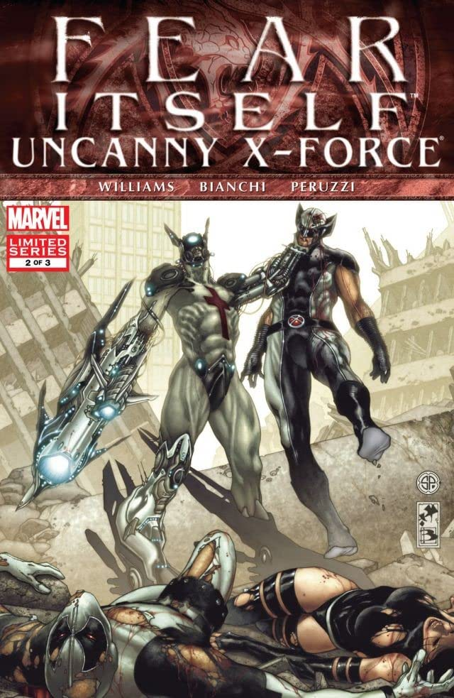 Fear Itself: Uncanny X-Force #2 (of 3)