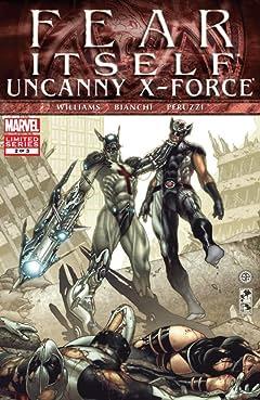 Fear Itself: Uncanny X-Force #2 (of 3)