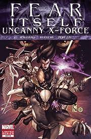 Fear Itself: Uncanny X-Force #3 (of 3)