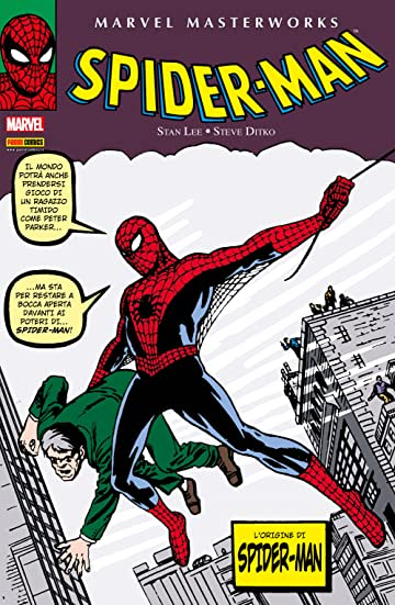 Spider-Man: Marvel Masterworks Vol. 1