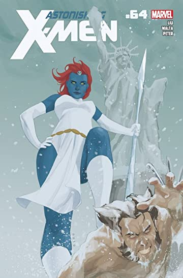 Astonishing X-Men (2004-2013) #64