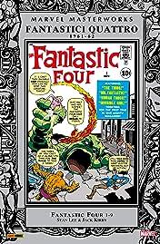 Fantastici Quattro: Marvel Masterworks Vol. 1