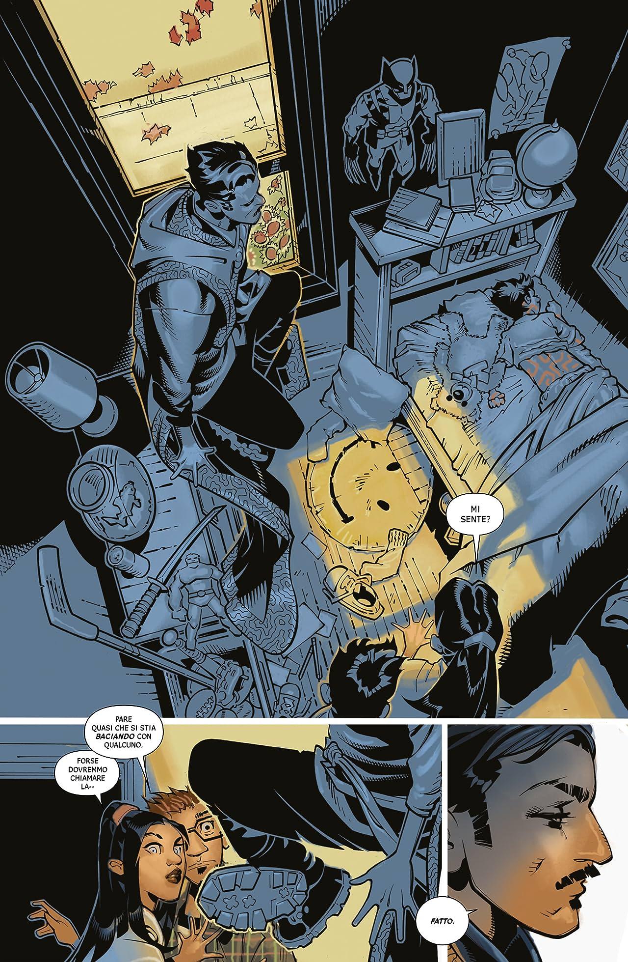 Doctor Strange Vol. 1: Un Mondo Bizzarro