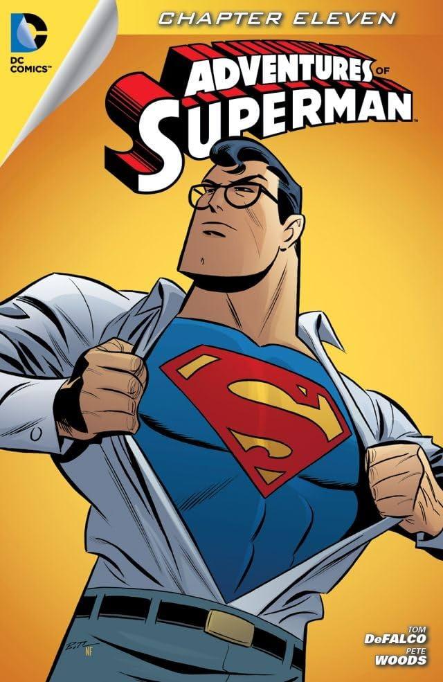 Adventures of Superman (2013-2014) #11