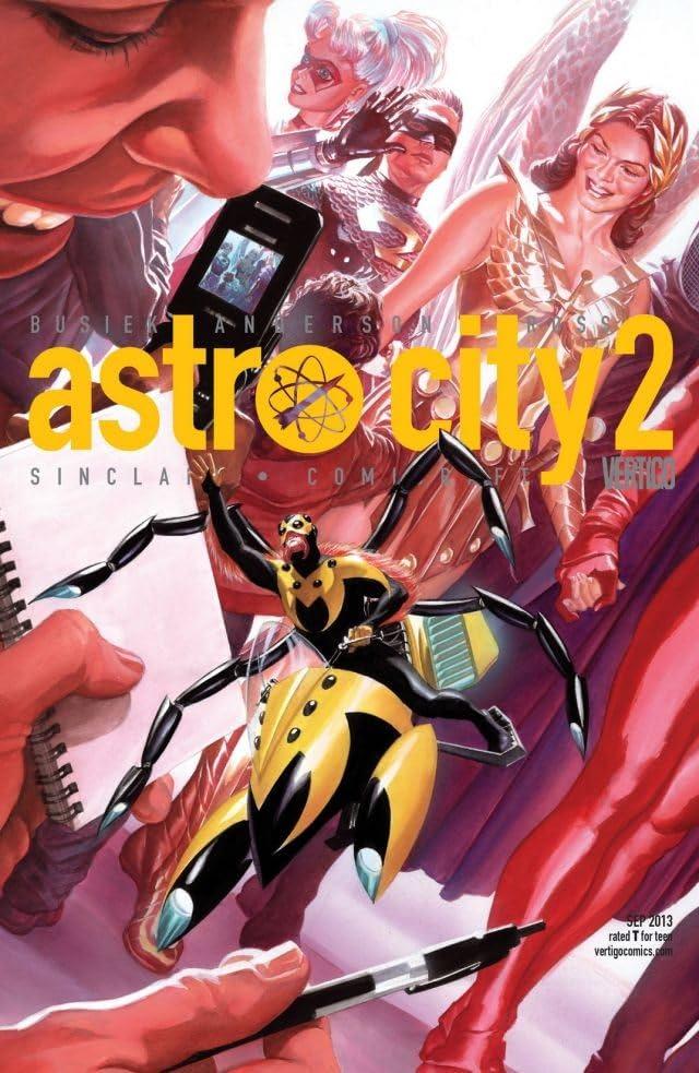 Astro City (2013-2018) #2