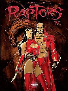 Raptors Tome 4